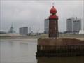 Image for Leuchtfeuer Geestemündung (Nordfeuer) - Bremerhaven, Bremen, Germany