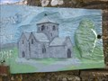 Image for Church of St John - Relief - Penhow - Wales. Great Britain.