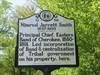 Nimrod Jarrett Smith Marker, Cherokee, NC