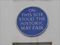 Image for May Fair - Trebeck Street, London, UK