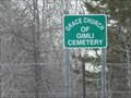 Image for Grace Church of Gimli Cemetery - Gimli Ridge MB