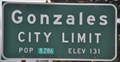 Image for Gonzales, California ~ Elevation 131 Feet