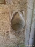 Image for Stoup & Piscina, All Saints - Ellington, Cambridgeshire