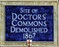 Image for Doctors' Commons - Queen Victoria Street, London, UK