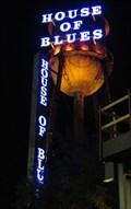 Image for House of Blues - LUCKY 8 - Disney Springs, Lake Buena Vista, Florida, USA.