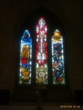 Image for Stained Glass Windows, St Materiana's Church - Tintagel, Cornwall