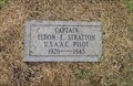 Image for Captain Eldon E. Stratton - Pineville, MO