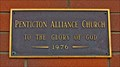 Image for Alliance Church - 1976 - Penticton, BC