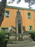 Image for Pomnik Obetem 1. svetove valky - Krumvir, Czech Republic