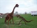 Image for Tecumseh Dinosaurs - Tecumseh, Michigan