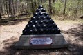 Image for Polk's Headquarters Shell Monument - Chickamauga National Military Park