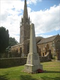 Image for St Peter & Paul  Combined War Memorial - Kings Sutton -
