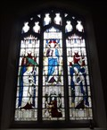 Image for Stained Glass Windows, St Mary at the Elms - Ipswich, Suffolk