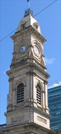 Image for Bell Tower of Adelaide General Post Office - Adelaide - SA - Australia
