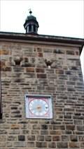 Image for Uhr (Süden) / Clock (South) Sieberstorturm - Rothenburg ob ter Tauber, Bavaria, Germany