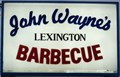 Image for John Wayne's Barbecue, Lexington, NC