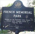 Image for French Memorial Park