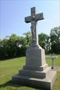 Image for Jesus Christ - Saint Joseph Cemetery - Connellsville, Pennnsylvania