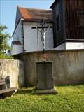Image for Kríž u kostela sv. Bartolomeje - Kocelovice, okres Strakonice, CZ