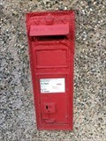 Image for Victorian Wall Post Box - Burston, near Stafford, Staffordshire, UK
