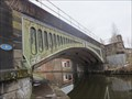 Image for Peak Forest Canal Arch Railway Bridge – Dukinfield, UK