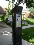 Image for Solar Powered Parking Meter -Barrie, Ontario, Canada