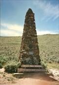 Image for Cairn, Oregon Trail Memorial - Baker OR