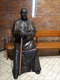 Image for Archbishop of Brisbane, James Duhig -  - St. Brigid at St Brigid's Catholic Church - Red Hill - QLD - Australia