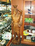 Image for Cigar Store Indian - Wheaton, IL