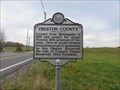 Image for Preston County, WV / Maryland