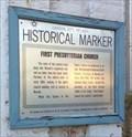 Image for First Presbyterian Church - Carson City, NV