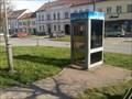 Image for Payphone / Telefonni automat - Palackeho nam., Rosice, Czech Republic