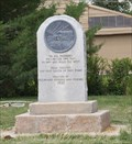 Image for Oregon Trail in Fort Laramie -- US 26, downtown Fort Laramie WY