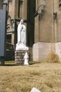Image for Our Lady of Lourdes & Saint Bernadette Soubirous - St Francis de Sales Oratory - St. Louis, MO