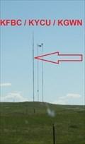 Image for MO1213 Radio Station KFBC Mast -- Laramie Co. WY