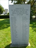 Image for Westfield Civil War Memorial - Westfield, MA