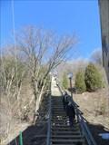 Image for L'escalier du Cap Blanc - The Cap-Blanc Stairway, Québec, Québec