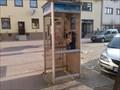 Image for Payphone / Telefonni automat - namesti T. G. Masaryka, Moravsky Krumlov, Czech Republic