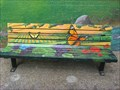 Image for Butterfly Bench - Santa Rosa, CA