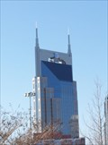 Image for The AT & T Building (a.ka. Bell South Bldg., The Batman Building) - Nashville, TN