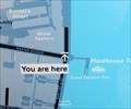 Image for You Are Here - Napier Avenue, London, UK