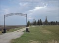 Image for Pembina Cemetery Entrance Arch - Pembina ND