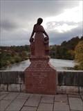 Image for Mahnmal auf der Steinernen Brücke in Weilburg, Germany