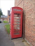 Image for Red Telephone Box - Sibson, Leicestershire, CV13 6LD