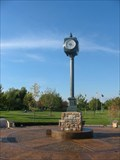 Image for Heritage Park Clock, Canton Twp., Michigan