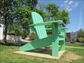 Image for Big Green Chair - Washington, DC