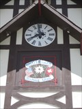Image for Midway Town Hall Clock - Midway, Utah