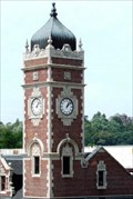 Image for Train Station Town Clock - Greensburg, Pennsylvania