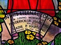 Image for Frederick & Sadie Hartling Window - Liscomb, NS