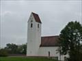 Image for Katholische Filialkirche Hl. Kreuz - Aham, Eiselfing, Lk Rosenheim, Bavaria, Germany